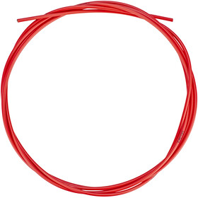 capgo BL Outer Brake Cable 3m x 4mm red